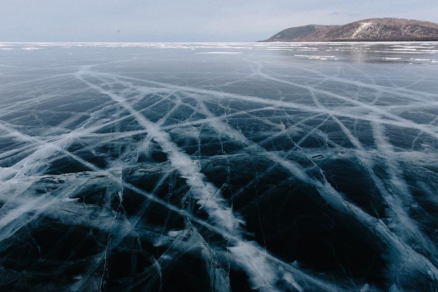 Siberia ghiacciata