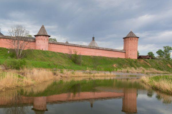 Cremlino a Suzdal
