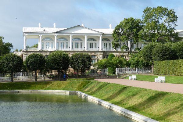 Galleria del Cameron - palazzo di caterina - tsarskoe selo