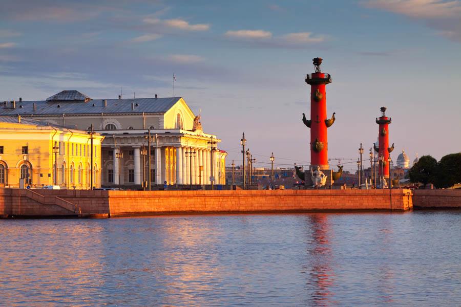 Mosca, San Pietroburgo e Anello d'Oro