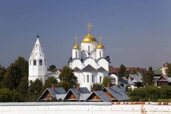 Suzdal, Monastero Pokrovsky