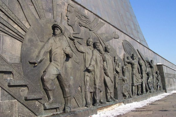 Tour Mosca, monumento alla cosmonautica