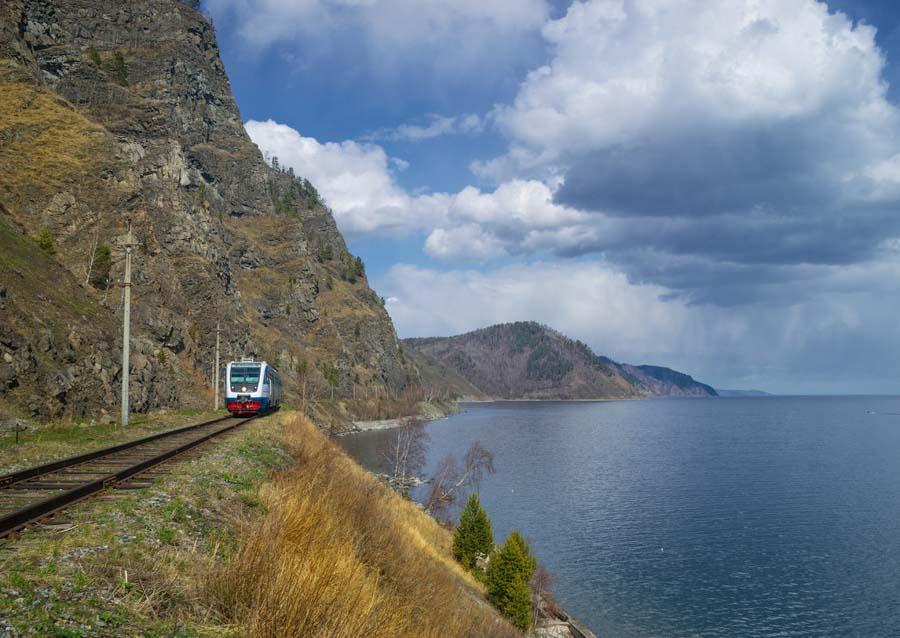 Viaggio in Transiberiana a tappe: Mosca / Irkutsk / Listvjanka / Vladivostok ( 12 giorni)