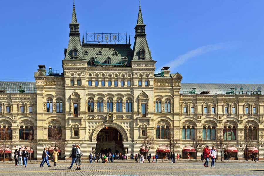 Tour di Mosca e città dell'Anello d'Oro