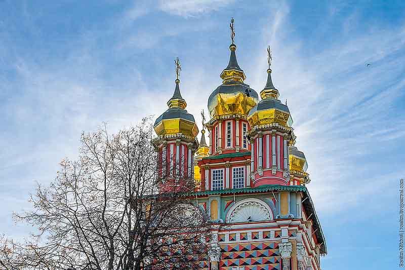 Gran Tour della Russia