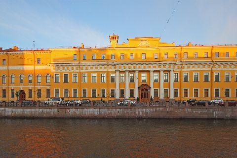 cosa vedere a san pietroburgo - palazzo yusupov