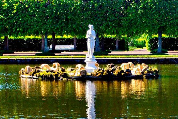 fontana degli stagni quadrati - venere - fonte putidorogi-nn.ru