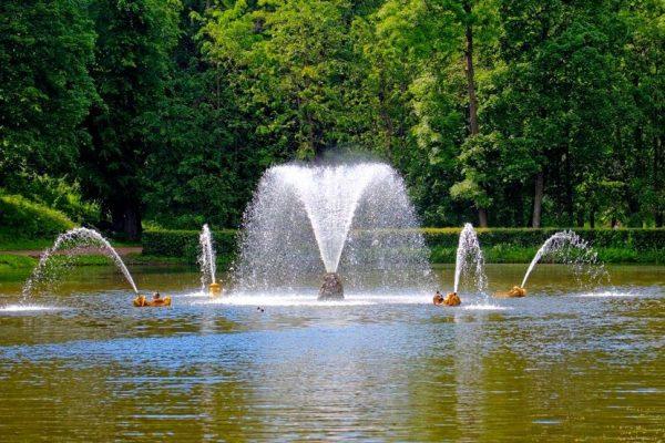 fontana kitovyj - peterhof fonte-putidorogi-nn.ru