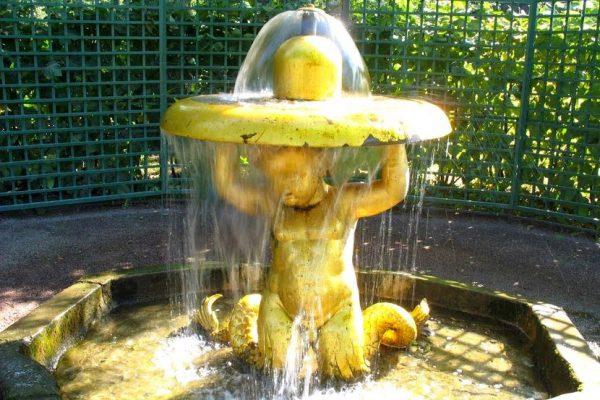 fontana mini tritone - peterhof-fonte putidorogi-nn.ru
