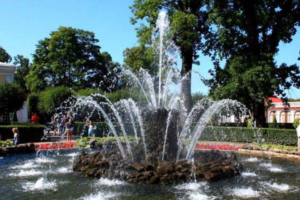 fontana snop - peterhof - fonte putidorogi-nn.ru