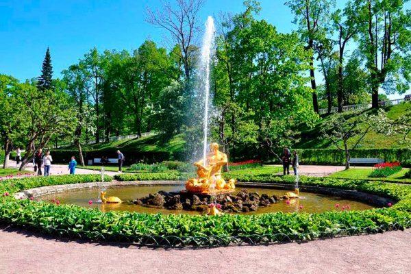 fontana tritone - peterhof - fonte-putidorogi-nn.ru