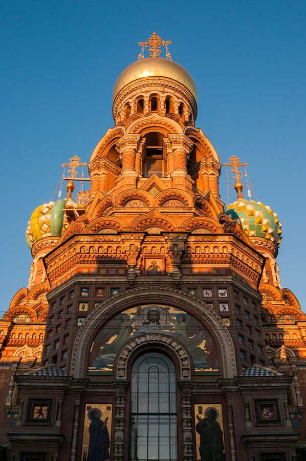 Week-end a San Pietroburgo: ora con e-visa!