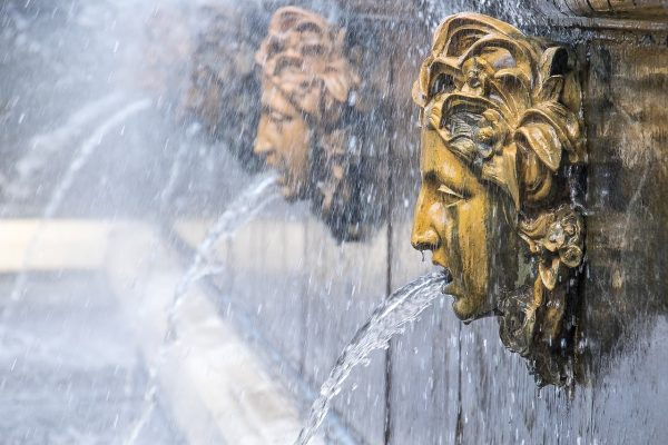 peterhof-bocche fontane