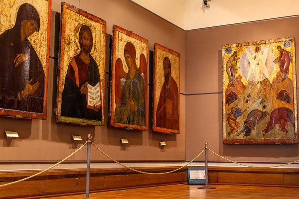 Musei di Mosca, Galleria Tretyakov