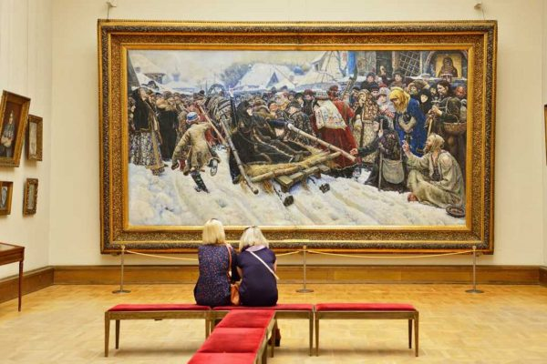 Museo di Mosca Galleria Tretyakov