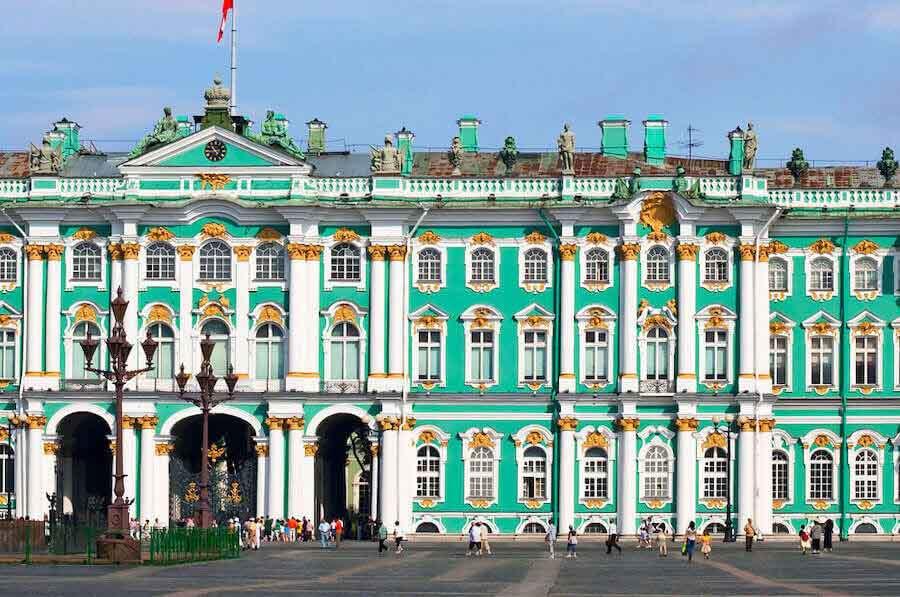 Giro Panoramico di San Pietroburgo e l'Ermitage