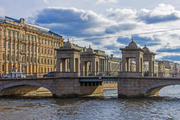 Tour San Pietroburgo, ponti sul fiume Neva