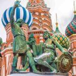 Chiesa di San Basilio a Mosca