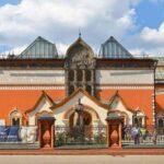 Viaggio in Russia, ingresso Galleria Tretyakov