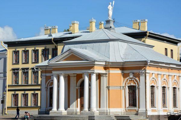 Tour San Pietroburgo, interno fortezza Pietro e Paolo