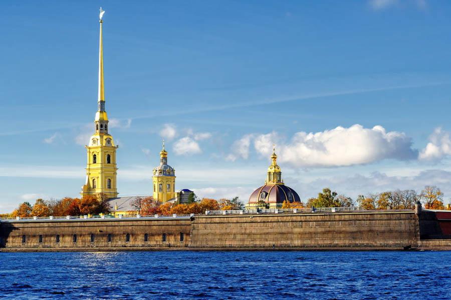 Tour di Mosca, San Pietroburgo e Anello d'Oro completo