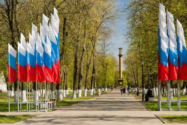 Yaroslavl, Tour dell'Anello d'Oro