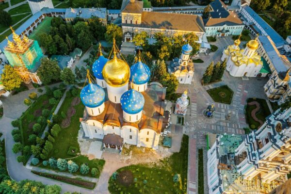 cattedrale sopra russia