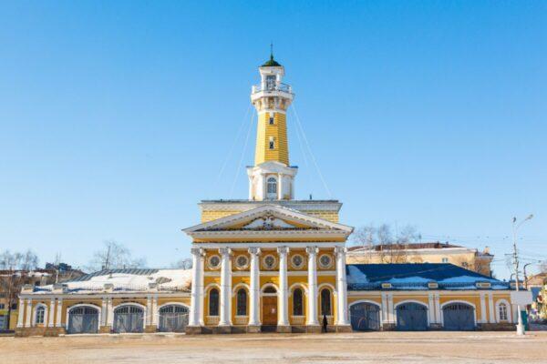 citta russa nel Tour di Mosca e città dell'Anello d'Oro