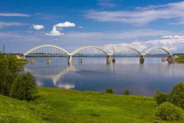 il ponte grandissimo in russia