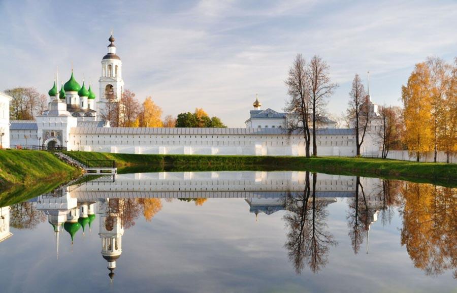 lago e palazzi Tour di Mosca e città dell'Anello d'Oro