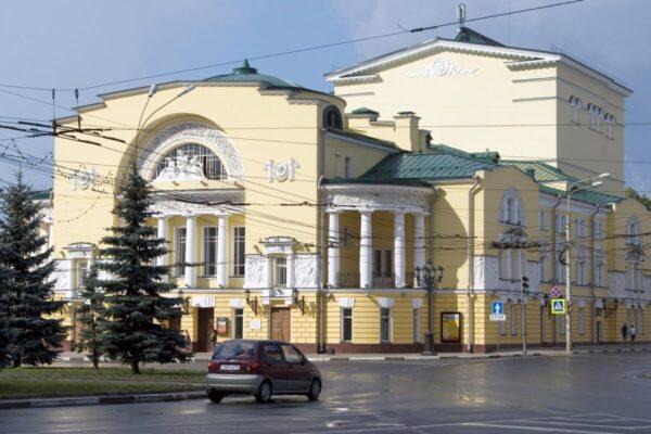 palazzi architettura russia anello d oro