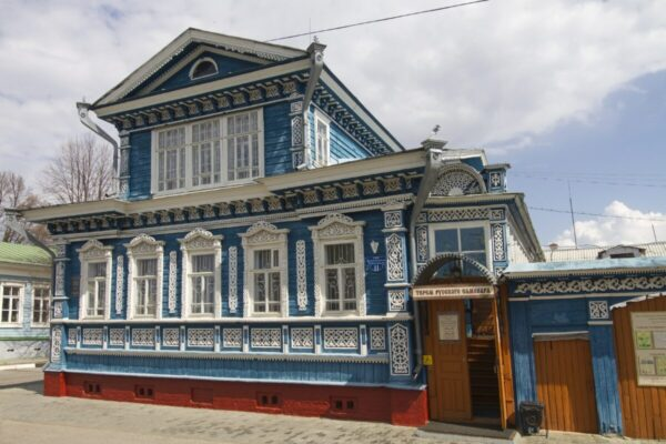 palazzo russo tradizionale anello d oro