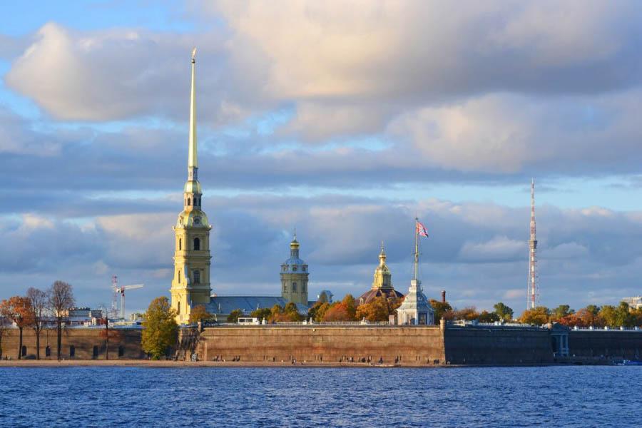 san pietroburgo castello petropavlovskaya