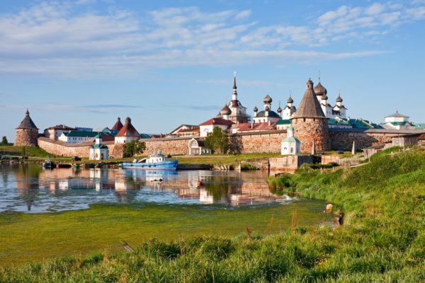 Architettura Russa, Carelia tour completo