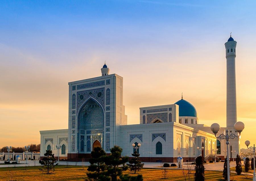 Uzbekistan achittettura