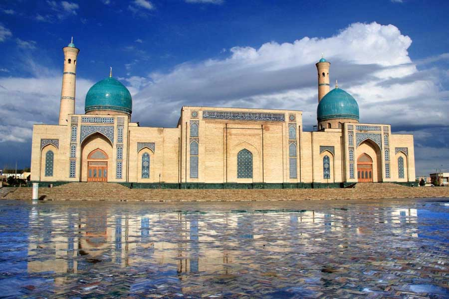 Chiesa in Uzbekistan