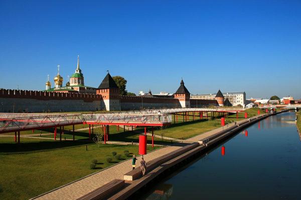 La Città di Tula e Yasnaya Polyana