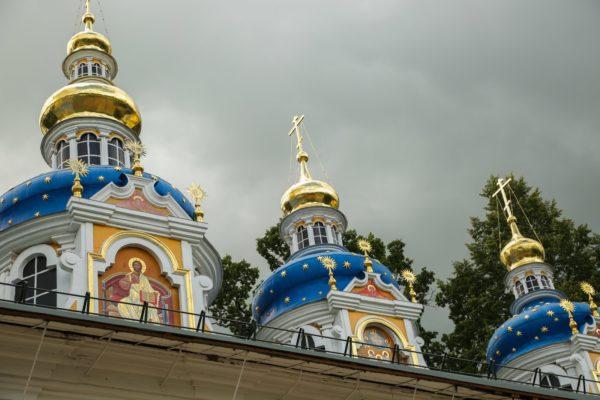 Cupole d'oro, Russia