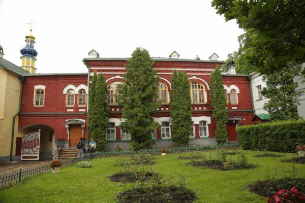 Palazzi la città di Pskov