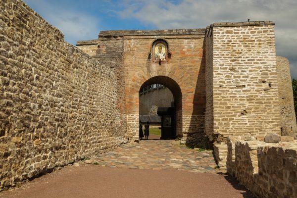 Castello antico, Pskov