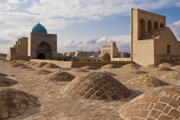 Buhara; Uzbekistan