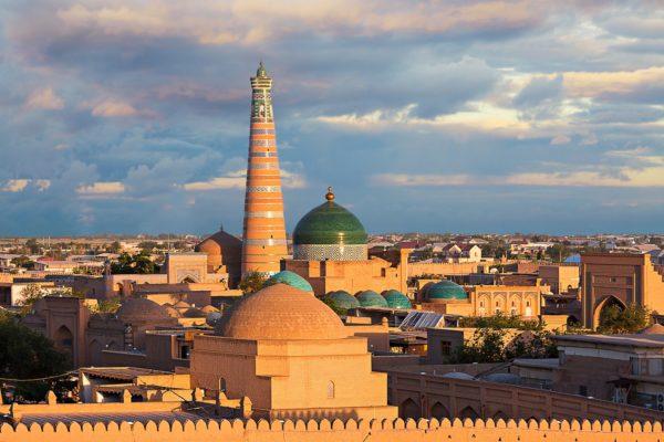 Architettura di Uzbekistan