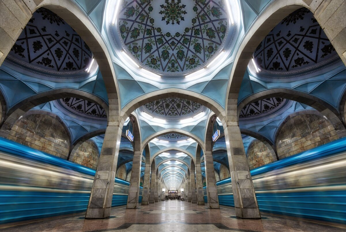 La metropolitana di Uzbekistan
