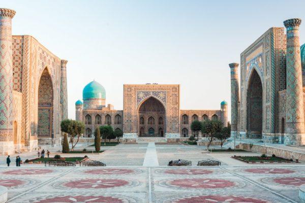 Piazza Uzbekistan