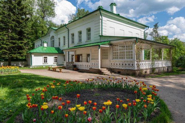Palazzo a Tula, Russia