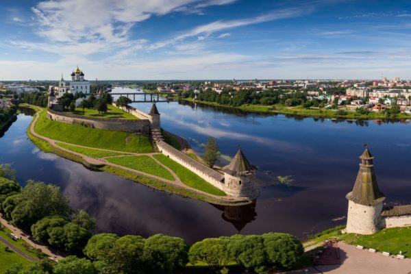 Fiume in Russia