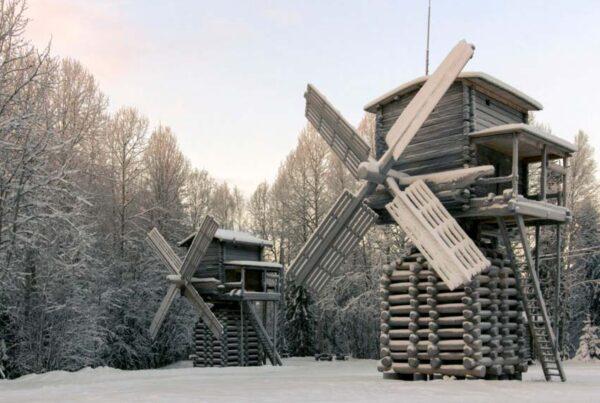 Il molino di Archangelsk