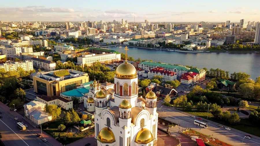 Città da visitare in Russia