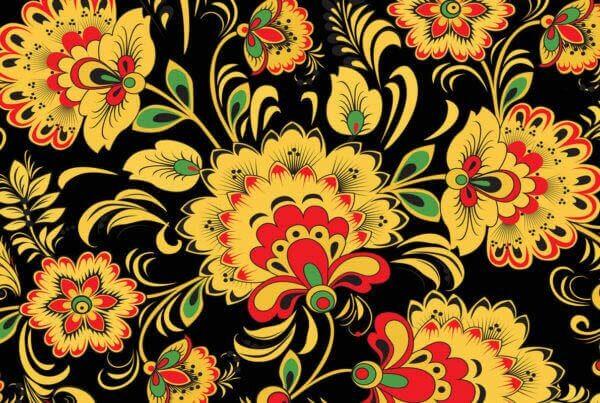 Hohloma - l'arte autentica in Russia