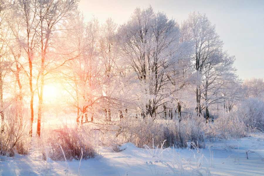 Inverno in Russia